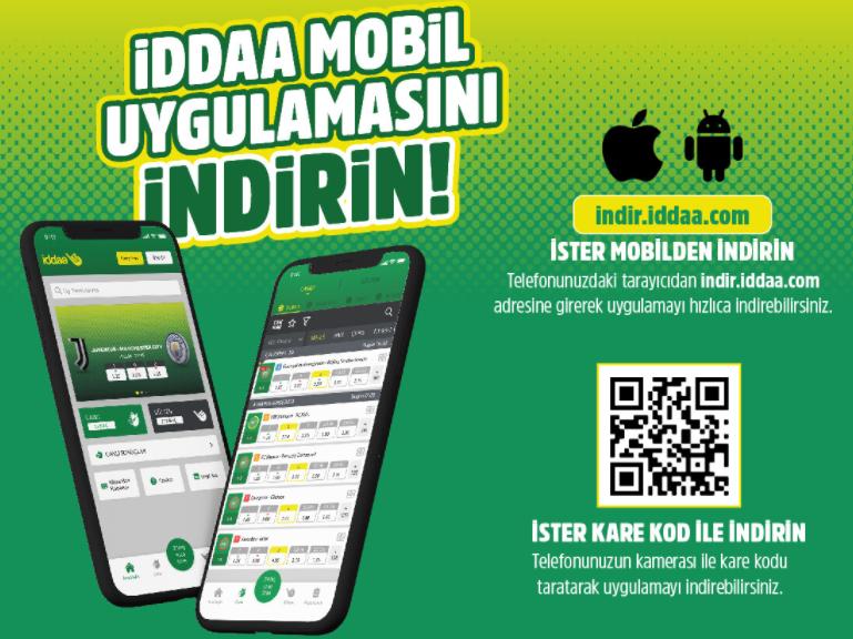 İddaa.com Mobil Uygulama - iddaa oyna